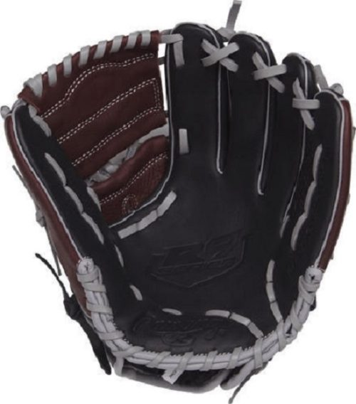 Rawlings R9 Series Infield/Pitcher Baseball Glove 12 Inches RHT