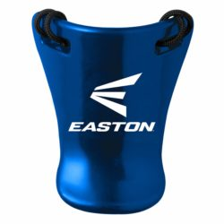 Easton Catchers Throat Guard - Royal