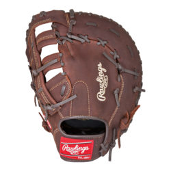 Rawlings Player Preferred First Base Mitt Baseball/Softball Glove 12.5 Inches LHT