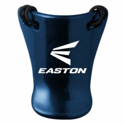 Easton Catchers Throat Guard Navy