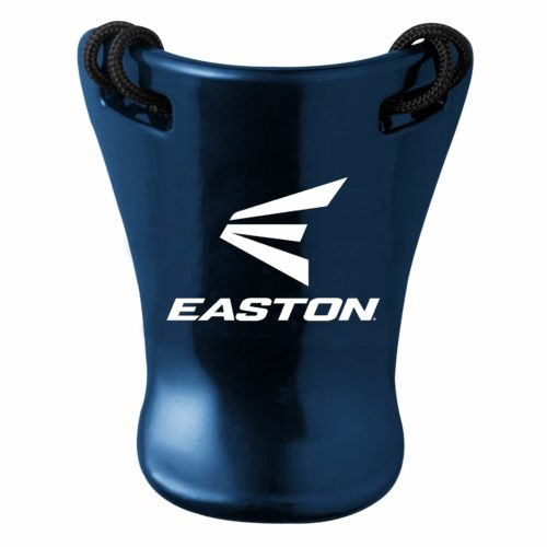Easton Catchers Throat Guard Navy