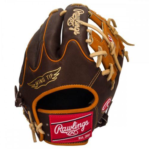 Rawlings Heart of the Hide Infield Baseball Glove 11.75 Inches RHT