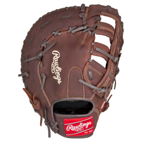 Rawlings Player Preferred First Base Mitt Baseball/Softball Glove 12.5 Inches RHT