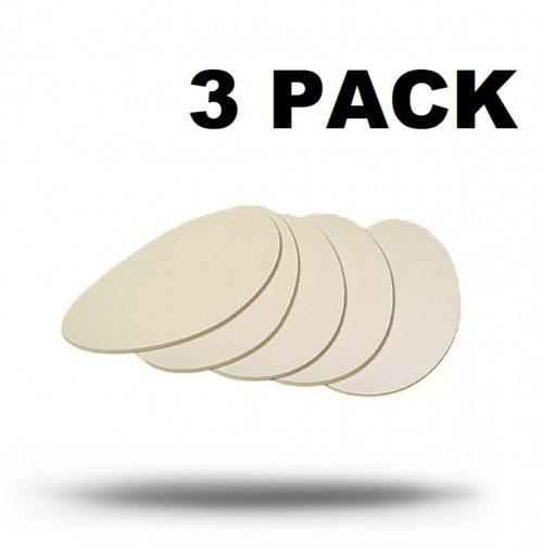 Mueller Blister Pads 3 Pack - 5 Pack Pre Cut Blister Foam
