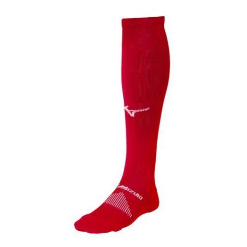 Mizuno Performance OTC Sock Youth Red Small