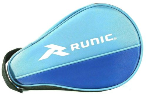 Runic Table Tennis Bat Cover Ping Pong Bat Case Turquoise