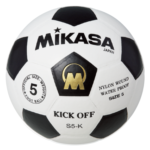 MIKASA S5-K Kickball - Soccer Ball Size 5