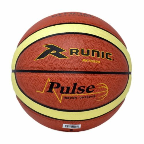Runic RK7 Composite Leather Competition Basketball Size 7