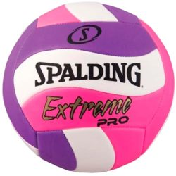 Spalding Extreme Pro Volleyball Pink/Purple