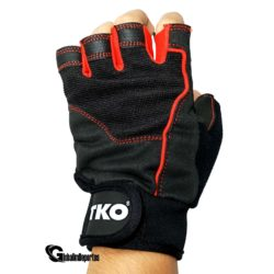 TKO Workout Gloves Gym Fitness Weightlifting Gloves Pair
