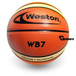 Weston WB7 Composite Game Ball Basketball Size 29.5""