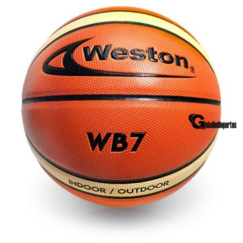 "Weston WB7 Composite Game Ball Basketball Size 29.5"""