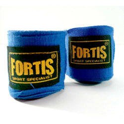 FORTIS Heavy Duty Hand Wraps Blue