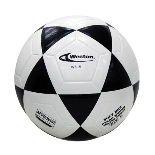 Weston WS5 Soccer Ball Footvolley Ball Size 5