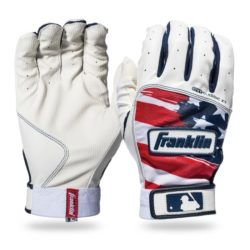 Franklin Classic XT Batting Gloves Adult Size Medium