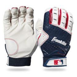 Franklin 2ND-Skinz Batting Gloves Adult Size Medium