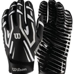 Wilson The Clutch Skill Glove - Adult Black 2X-Large