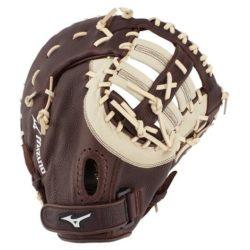 Mizuno GXF90B3 Franchise Softball & Baseball Glove First Base 12.5 Inches RHT