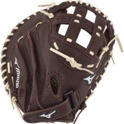 Mizuno Franchise GXS90F3 Fast Pitch Softball Glove Catchers Mitt 34 Inches