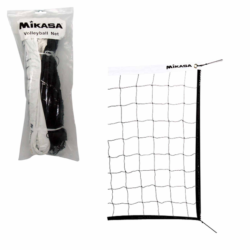 Weston 2.5MM Volleybal Net 32' x 3' with Steel Cable