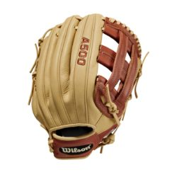 Wilson A500 Infield Baseball Glove Youth 12 Inches RHT