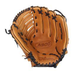 Wilson A900 Baseball Glove 12.5 Inches RHT