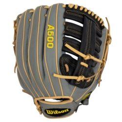 Wilson A500 Infield Baseball Glove 12.5 Inches RHT