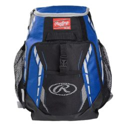 Rawlings Players Team Backpack Youth Royal