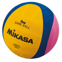 Mikasa W6009W FINA Official Water Polo Game Ball Size 4
