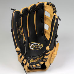 Rawlings Players Baseball Glove Yoth 11.5 Inches (Left Handed Thrower)