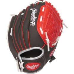 Rawlings Players Series Baseball Glove Youth 10 Inches (Left Handed Thrower)