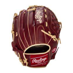 Rawlings S1200BSH Sandlot Baseball Glove 12 Inches RHT