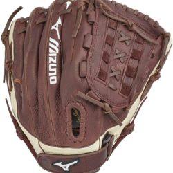 Mizuno GFN Franchise Slowpitch Softball Glove 12.5 Inches RHT