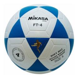 Mikasa FT4 Goal Master Soccer Ball Blue Size 4