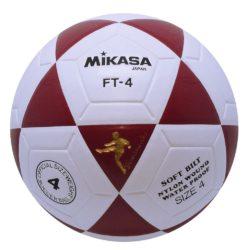 Mikasa FT4 Goal Master Soccer Ball Size 4 Red