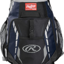 Rawlings Players Team Backpack Youth Navy